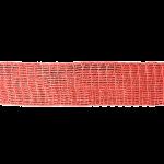 Формовочная сетка красная 100 мм 2 м